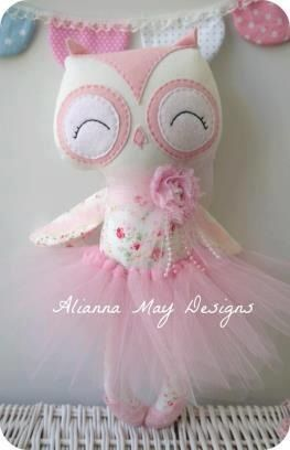 oh my goodness - so cute!  I don't think I could make it, but I like the inspiration