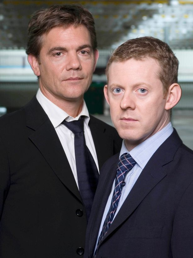 John Michie Colin McCredie - Taggart
