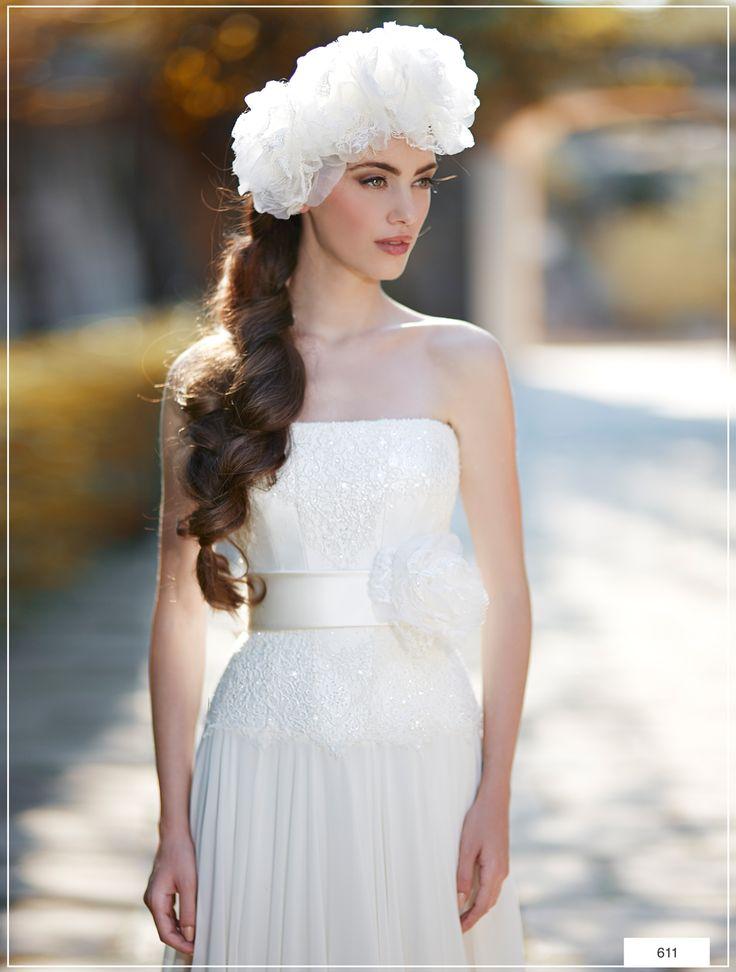 abito da sposa calliope
