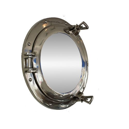 The 25 best porthole mirror ideas on pinterest round for Porthole style mirror