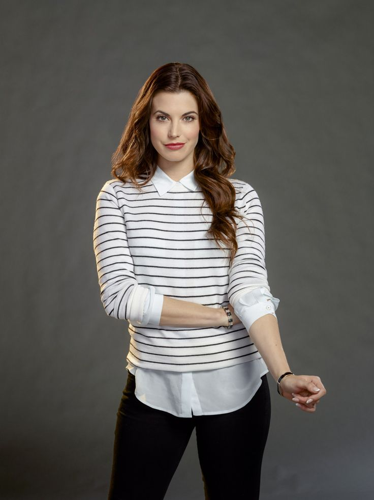 Chesapeake Shores, Season 1 - Meghan Ory stars as Abby O'Brien in the newest Hallmark Channel series. #chessies #chesapeakeshores