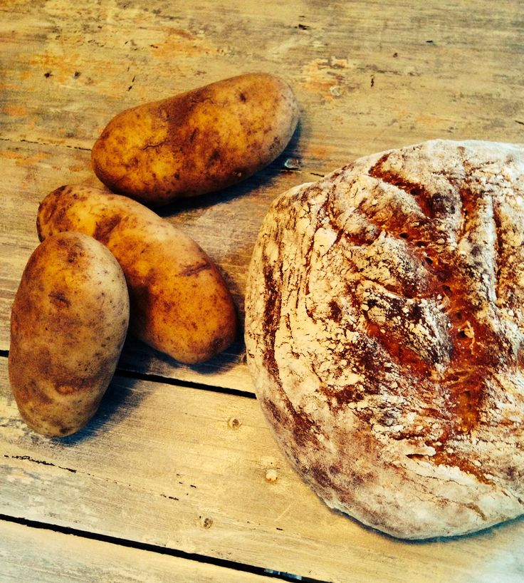 Bread of the week: potato with rye and wheat