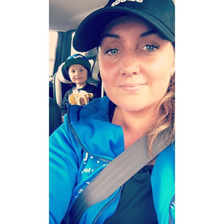 """163 likerklikk, 25 kommentarer – ANITA VEBERG (@ptanitaveberg) på Instagram: """"Gjett kva denne mammaen har funne på no?!😆 Nytt medlem i Førde IL Styrkeløft right here‼️😱😄💪🏼 Alt…"""""""