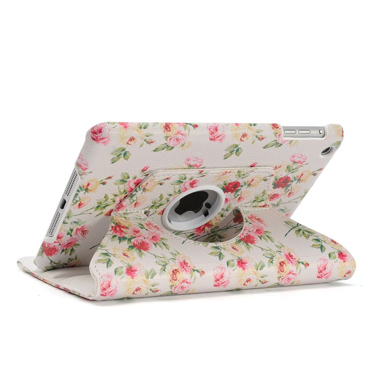 Flower Smart Cover Case 360 Rotate for Apple iPad 4 3 2 iPad Mini iPad Air 2 | eBay
