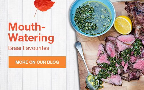 Braai Favorites: That warm aroma of flames, coals and meat sizzling makes winter a favorite  #braai #sizzlingmeat