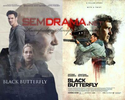 Film black butterfly akan mengkolaborasikan Antonio Banderas dan Jonathan Rhys-Meyers