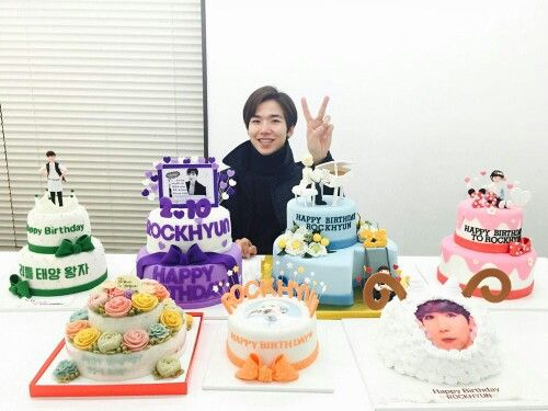 Rockhyun's Birthday 2/10
