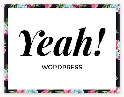 "Check out new work on my @Behance portfolio: ""Yeah! - A Responsive Elegant WordPress Blog Theme"" http://be.net/gallery/31257199/Yeah-A-Responsive-Elegant-WordPress-Blog-Theme"