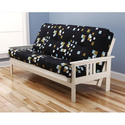 Hardwick Modern Blocks Futon and Mattress - http://delanico.com/futons/hardwick-modern-blocks-futon-and-mattress-697803822/