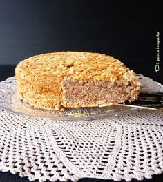 Di pasta impasta: Torta di mandorle senza farina… di Luca Montersino