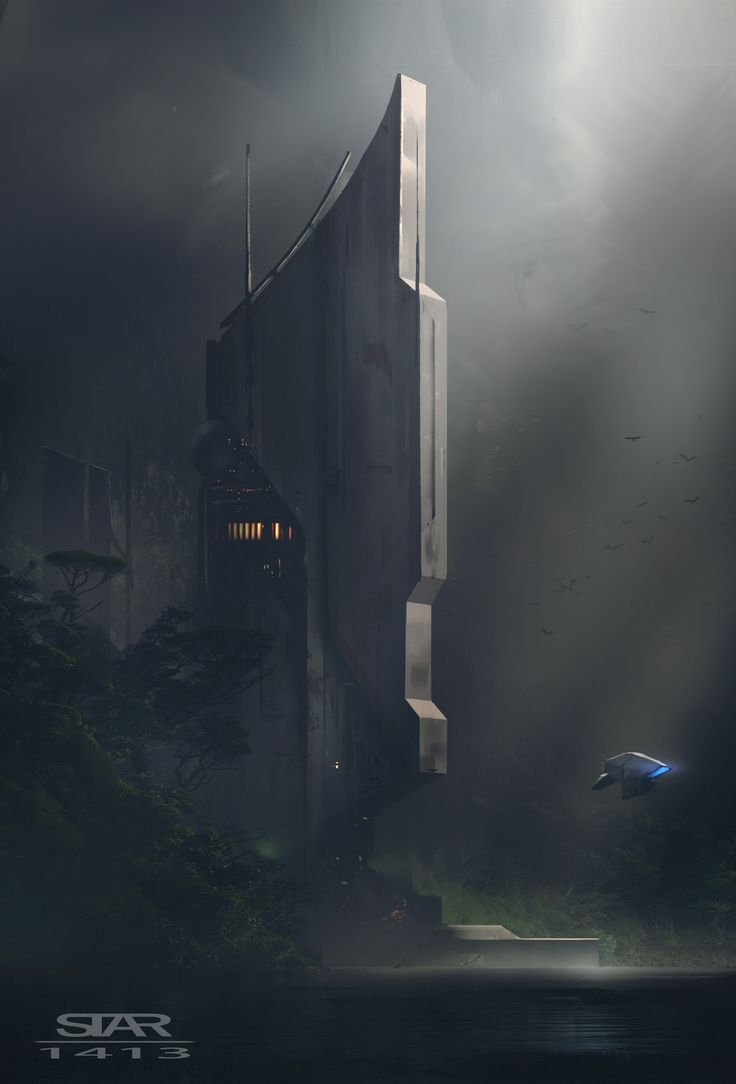 ArtStation - Project Star 1413, Quentin BOUILLOUD