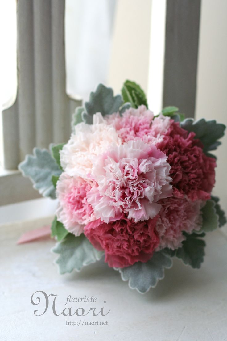 Carnation bouquet                   カーネーションのギフトブーケ            Mother's Day                      母の日