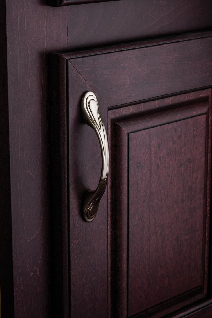 Westbury pull from Elements by Hardware Resources. (3899SN shown in use) & 62 best Elements Decorative Hardware images on Pinterest | Bath ...