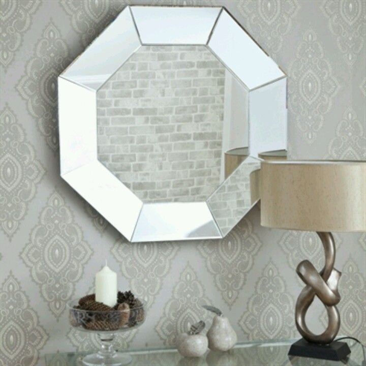 33 best HOME DECOR images on Pinterest | Mirror walls, Mirrored ...
