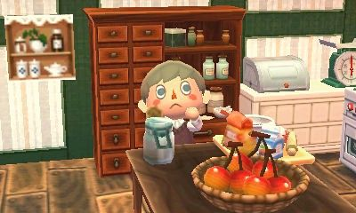 Cute kitchen idea | Animal crossing funny on Animal Crossing Kitchen Ideas  id=25110