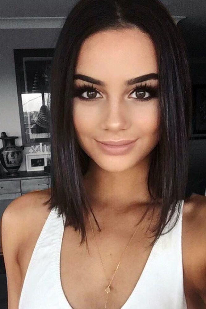 A bob haircut is classic and never goes out of style. All you need to do is look through photos of various bob cuts and then see which one works best for you.