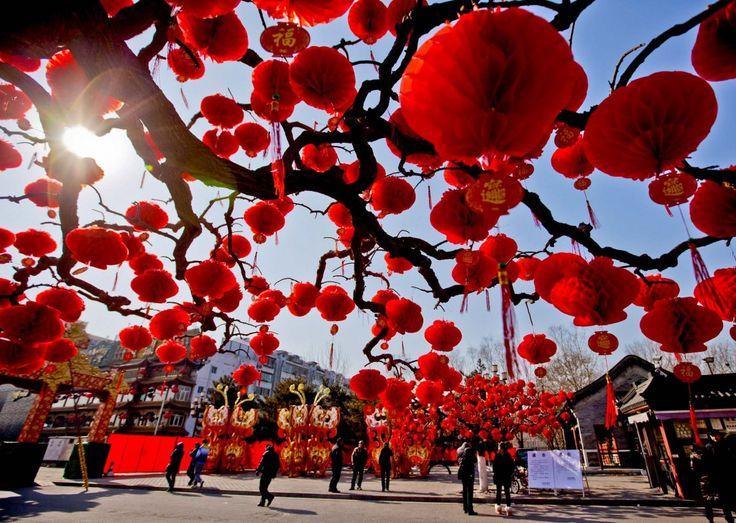 Festival de Primavera #china