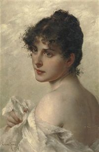 In contemplation by Conrad Kiesel