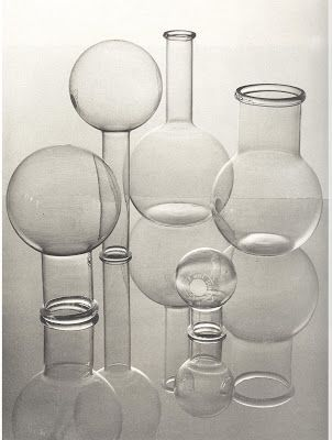 Albert Renger-Patzsch, Laboratory Glasses, Schott Galssworks, Jena, 1934