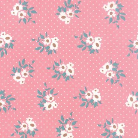 Moda Fabrics MKS2891-16 Kindred Spirits Rose by Bunny Hill Designs // Moda at Juberry Fabric