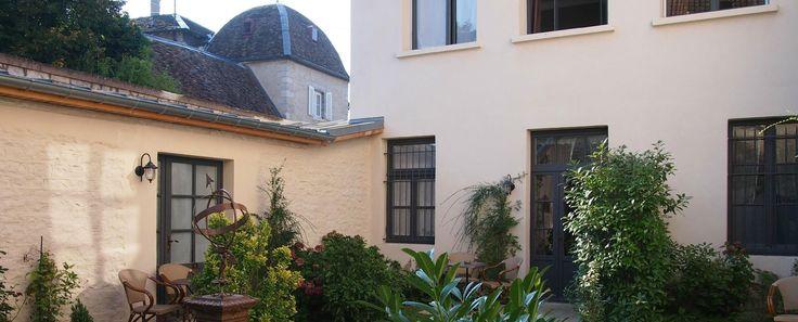 Hôtel 3 étoiles Le Sauvage - Besançon