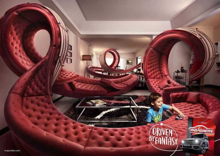 Dickie Spielzeug Toys: Driven by Fantasy - Havas, Munich, Germany