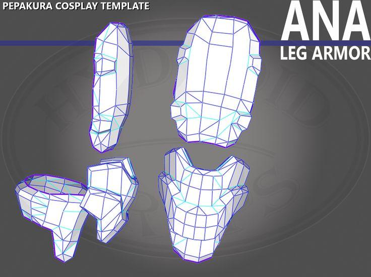 iron man helmet pepakura template pdf