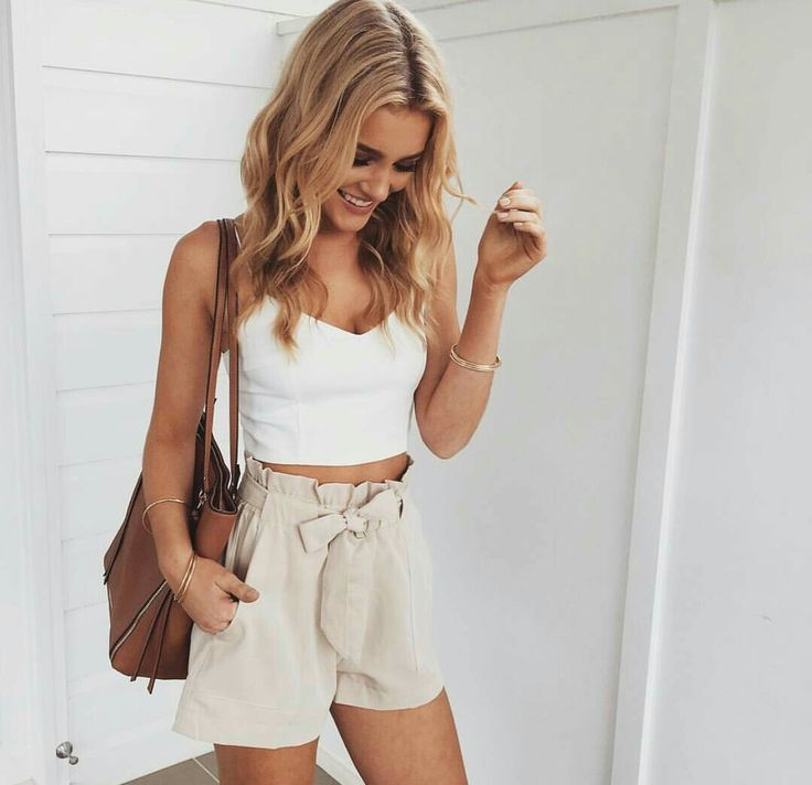 White top and shorts --> FashionPinterest: @FlorrieMorrie00Instagram:  @flxxr_