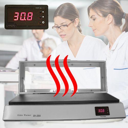 Heizplatte Wärmeplatte Slide Warmer Heating Plate Forschung Labor Praxis HP4