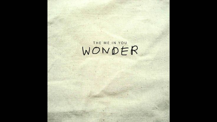 The Me in You - Wonder
