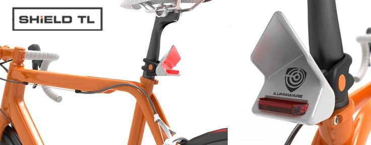 Shield TL boosts bicycles' radar signature by up to 100 percent, and thus increase the distance at which they could be detected by Collision Avoidance Systems.It also features a tail light.