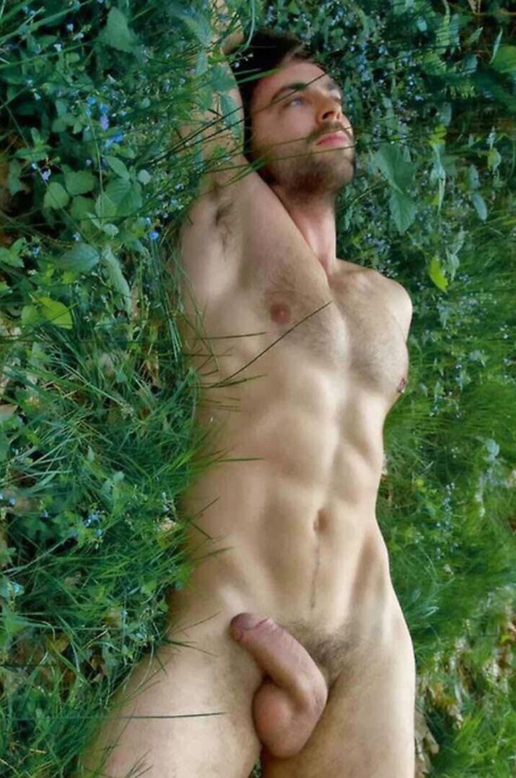 Nude male model full body so?