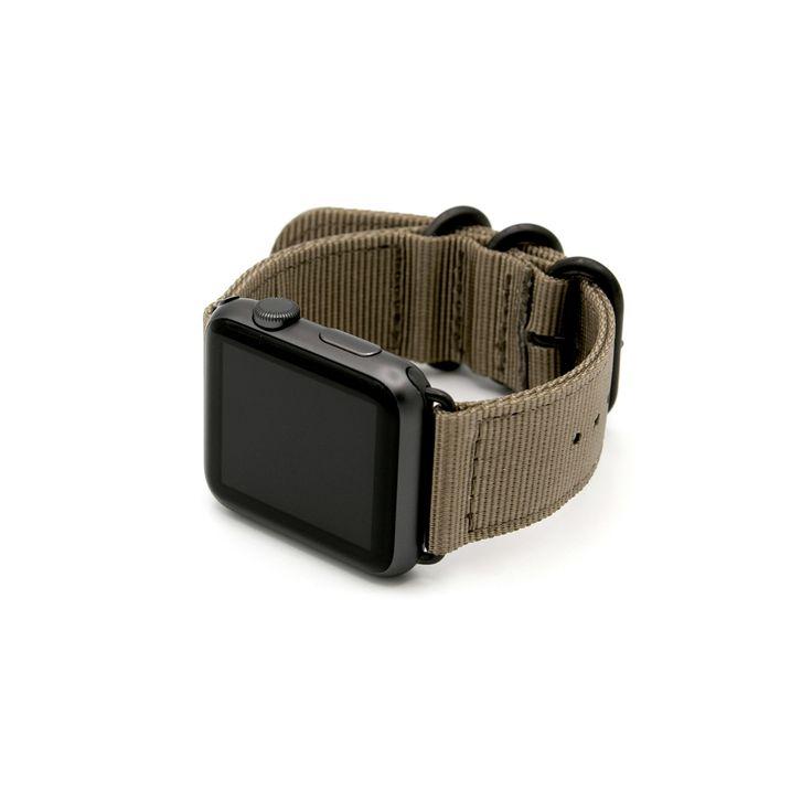Sahara // Apple Watch Band (38mm // Silver)
