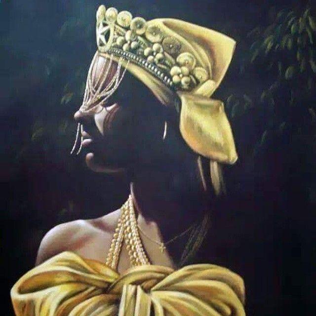 Me traga essa semana a docuça das suas aguas e a prosperidade do ouro  #orayeyeo #Oxum #Osun #SuaFilha