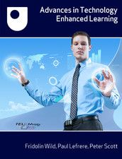 """Free eBook/iBook: """"Advances in Technology Enhanced Learning"""" #edtech This is a great free eBook / iBook, for the iPad, from The Open University:""""Advances in Technology Enhanced Learning""""."""