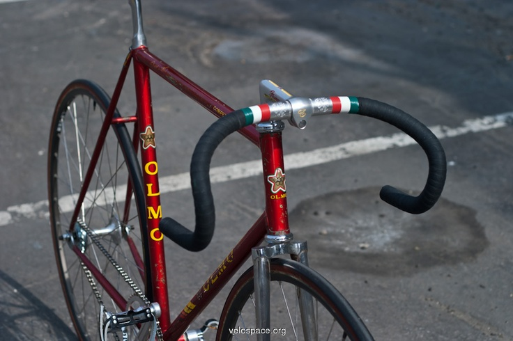Red fixie is my fav