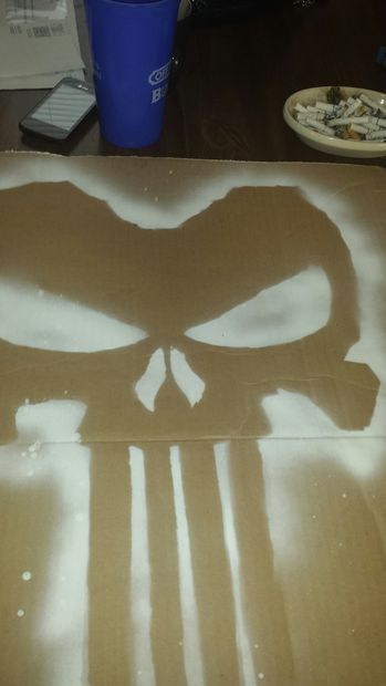 Punisher TACT vest