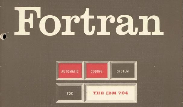 Read all about 'FORTRAN' one of the very first programming languages.