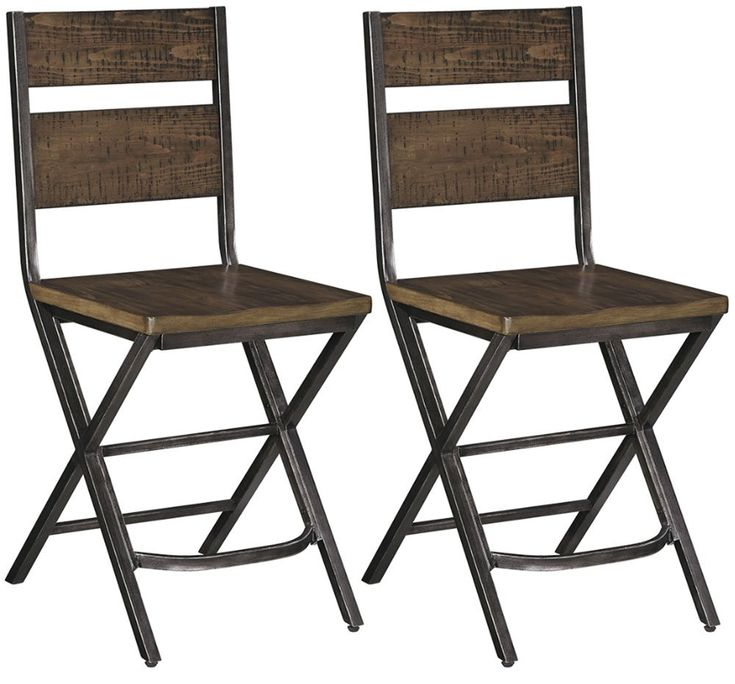 Ashley furniture signature design kavara barstools set