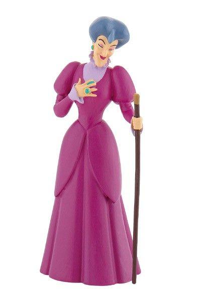 Rapunzel Figur Böse Stiefmutter 10 cm