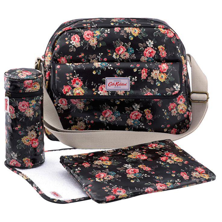 Kingswood Rose Changing Bag | Cath Kidston |