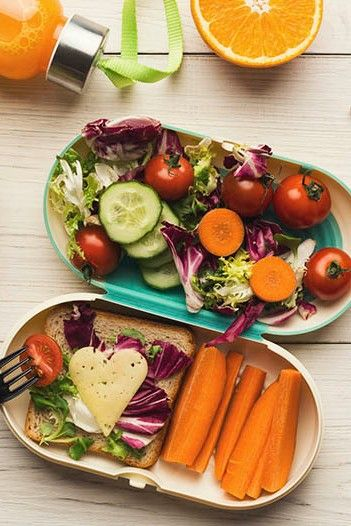 Healthy Office Lunch Ideas in 2019 Recipes Pinterest Lunch