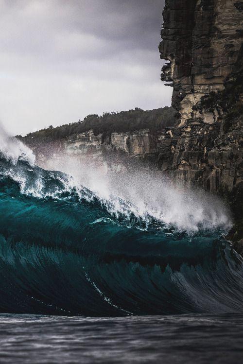 waves - water
