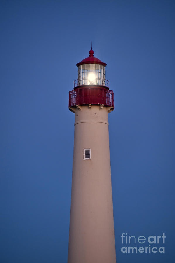 ✮ Cape May Lighthouse, Cape May,  New Jersey