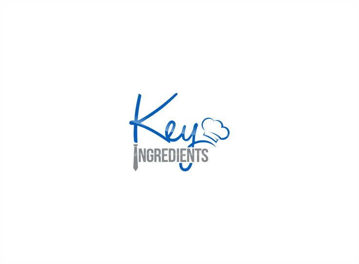 Create the brand identity for a BRAND NEW online television show called Key Ingredients!! by Heru™