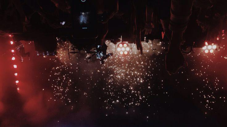 Kings of leon @ bråvalla festival in Sweden 2014