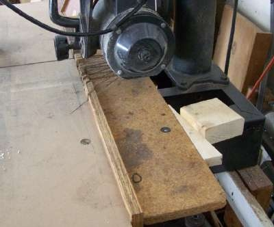 new yankee workshop radial arm saw. sears radial arm saw--homemade table clamp new yankee workshop saw r