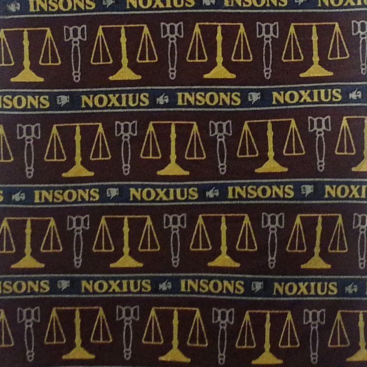 Museum Artifacts Short Classic Mens Neck Tie 100% Silk Gavels Scales of Justice #MuseumArtifacts #NeckTie