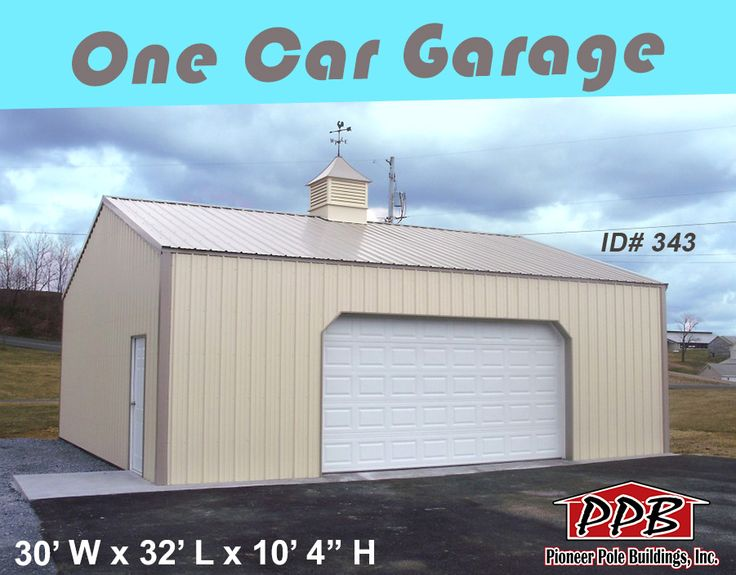 3 Car Garage With Center Door 22114sl: 313 Best Residential Pole Buildings Images On Pinterest
