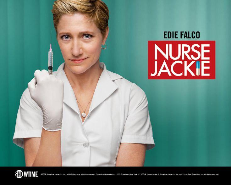 Nurse Jackie, par Serge.